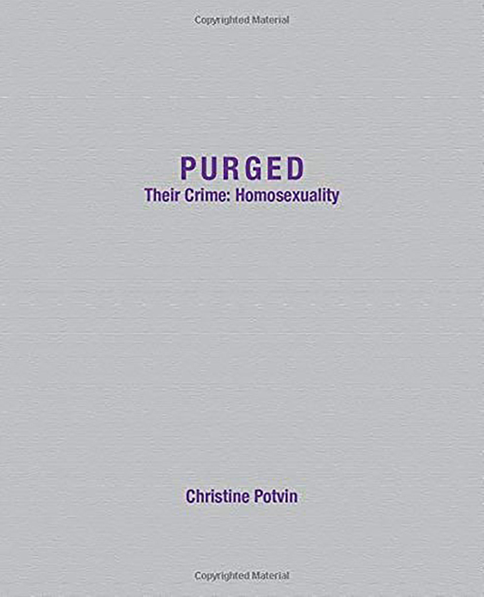 Christine Potvin - Purged
