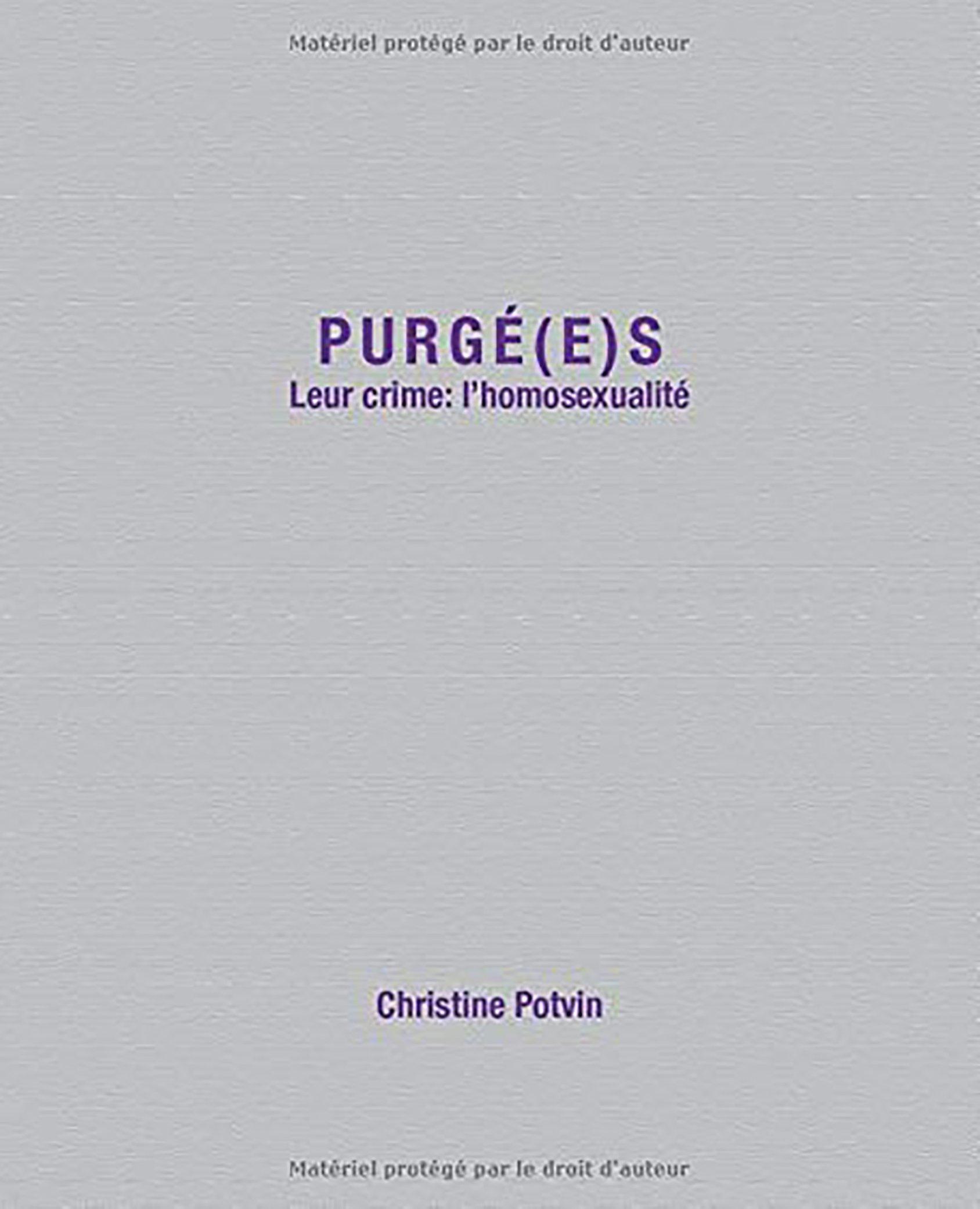 Christine Potvin - Purgee