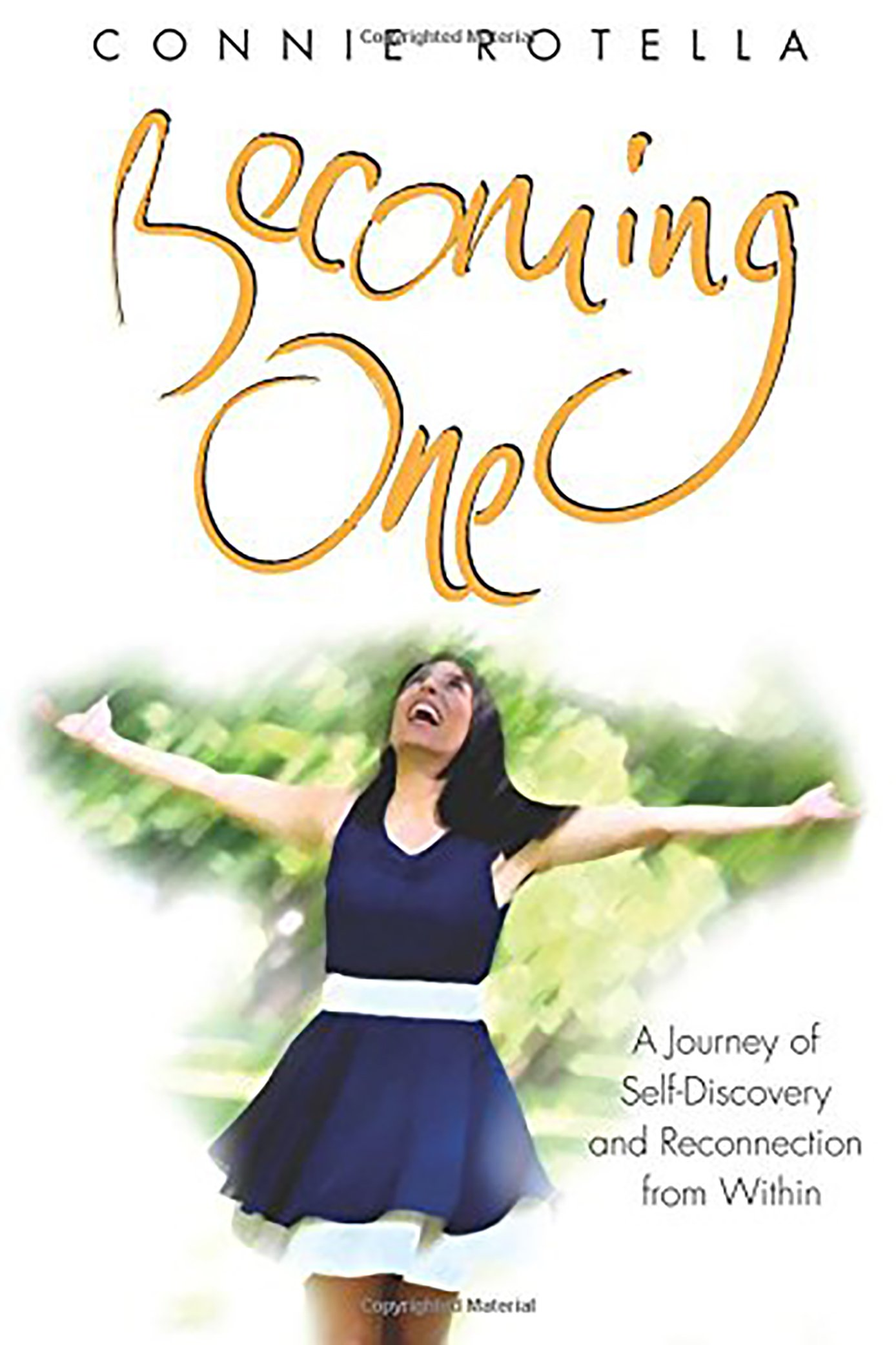 Connie Rotella - Becoming One