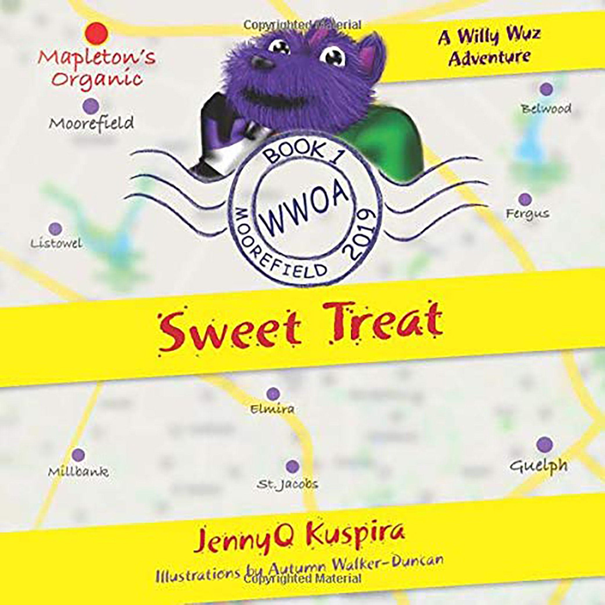 Jenny Kuspira - Sweet Treat