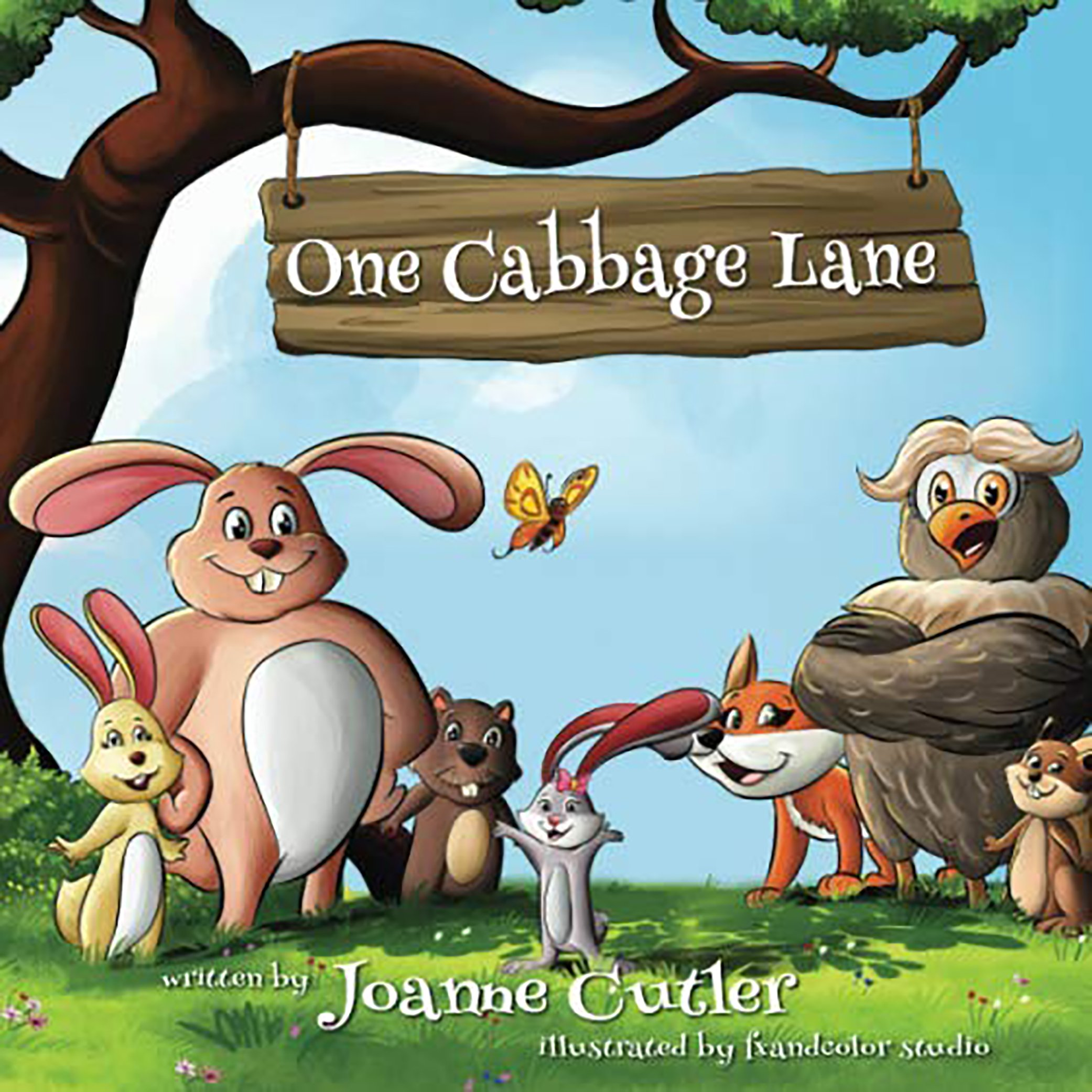 Joanne Cutler - One Cabbage Lane