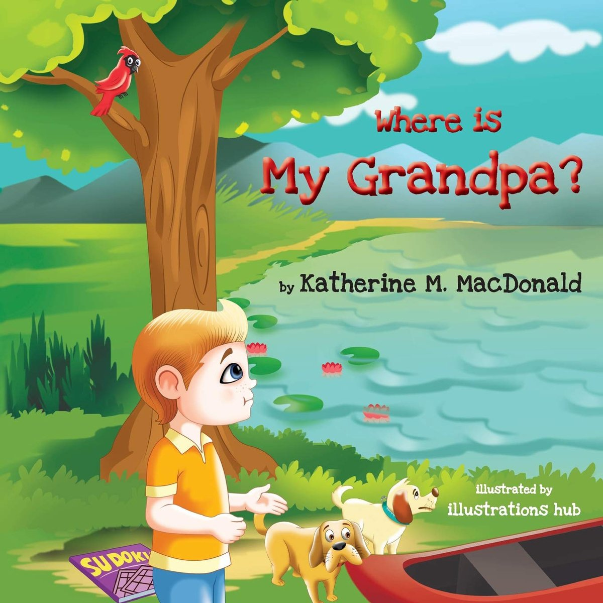 Katherine MacDonald - Where's My Grandpa?