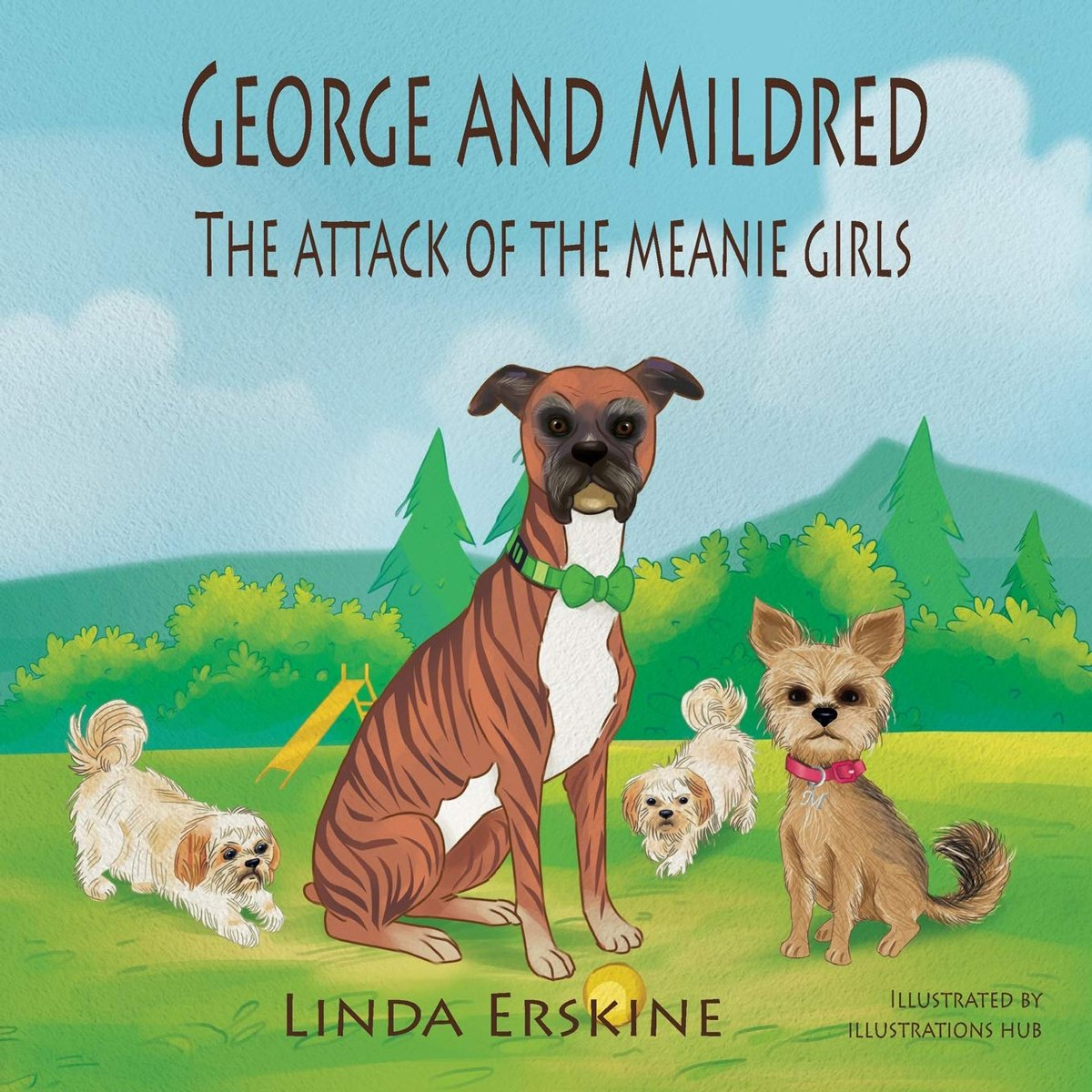 George and Mildred by Linda Erskine