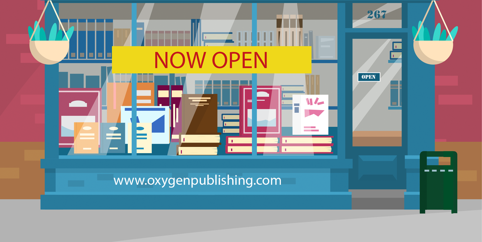 Oxygen Book Boutique