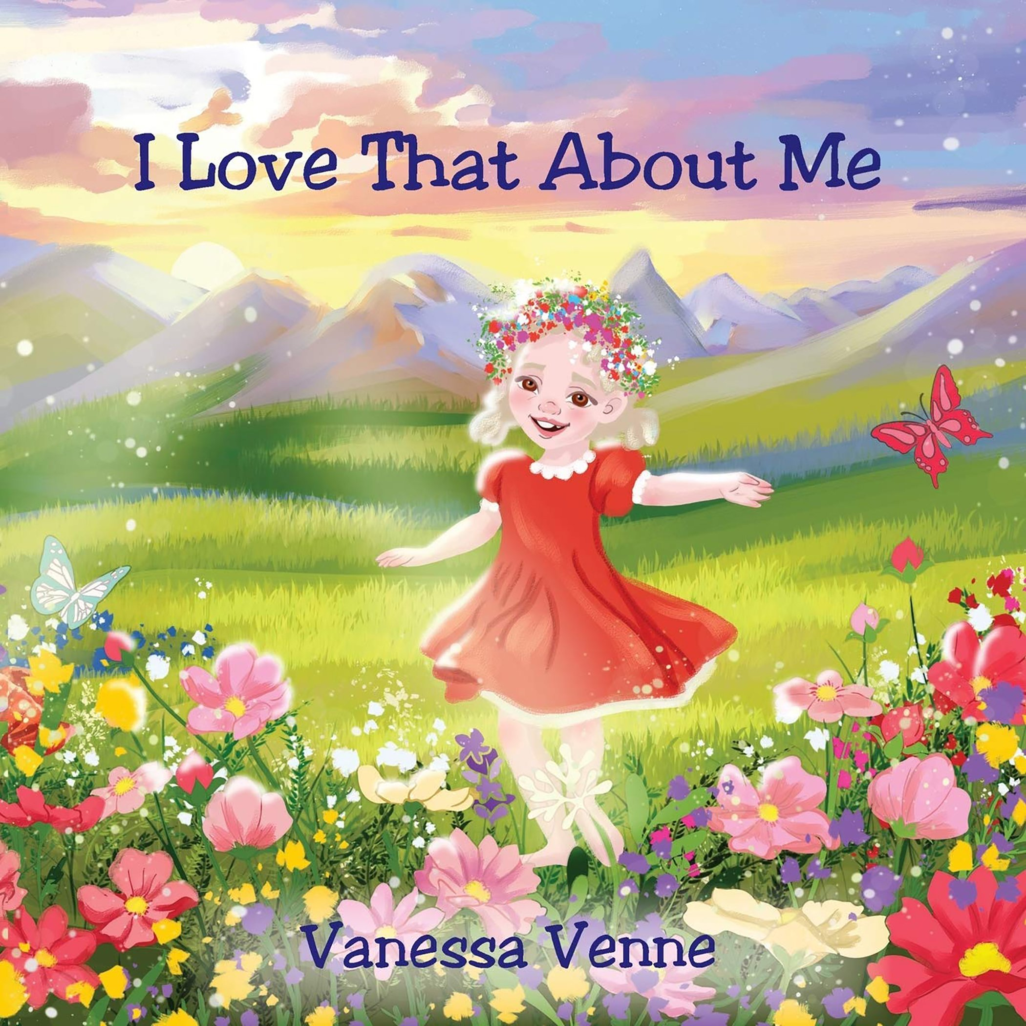 Vanessa Verne - I Love That About Me