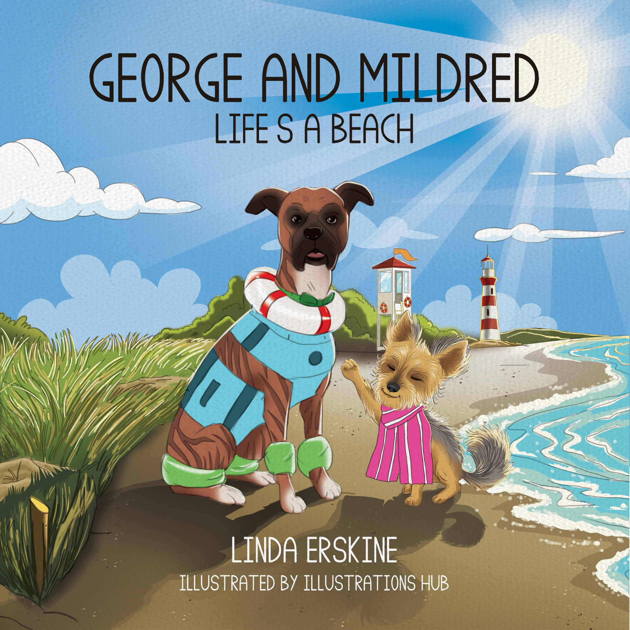 George And Mildred - Life's A Beach