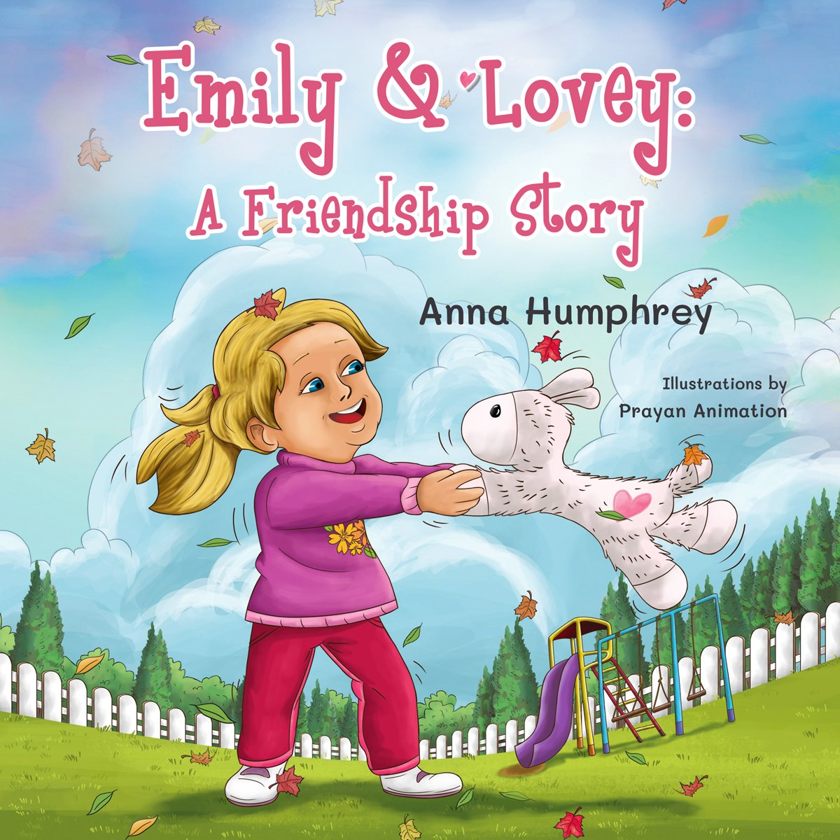 Emily and Lovey by Anna Humphrey