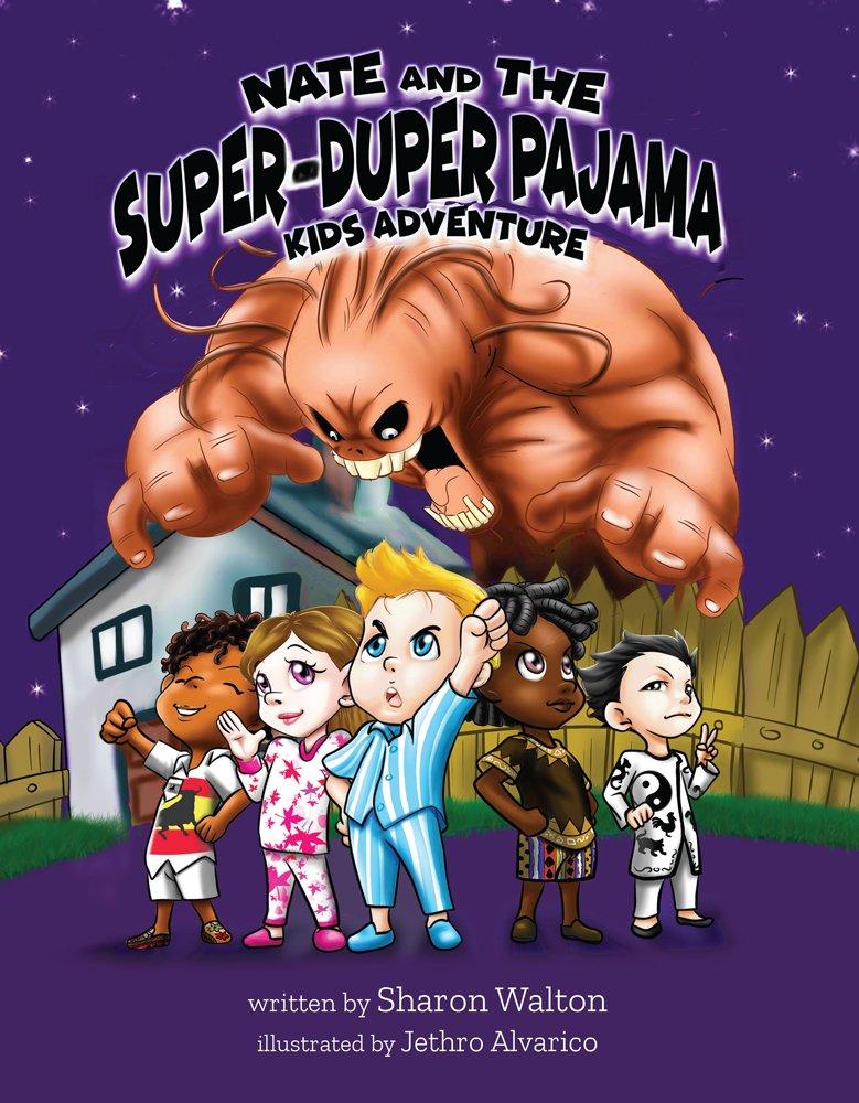 Nate and the Super-Duper Pajama Kids Adventure
